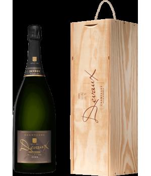 Millésime 2005 caisse bois - Champagne Devaux