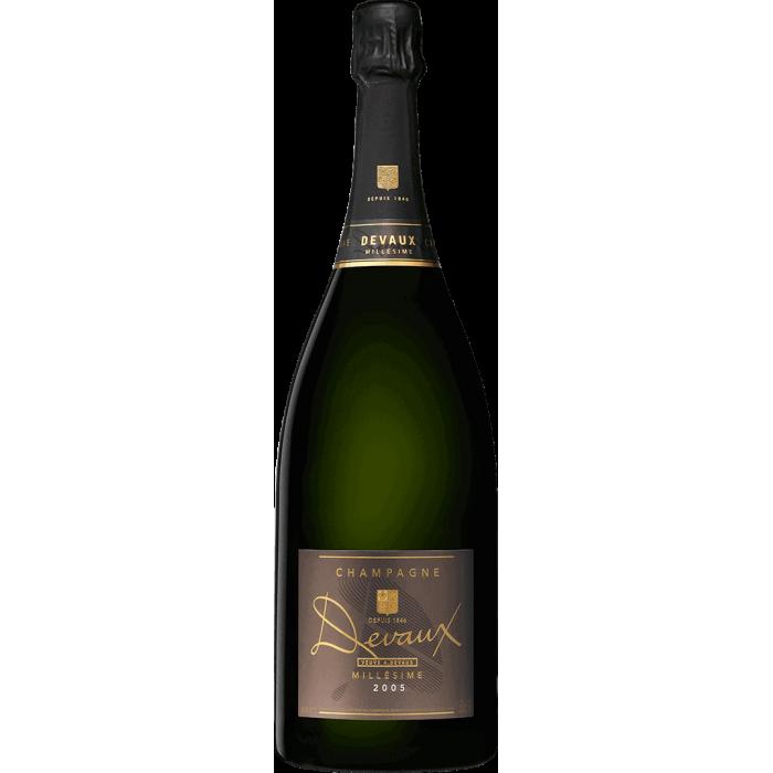 Millésime 2005 - Champagne Devaux