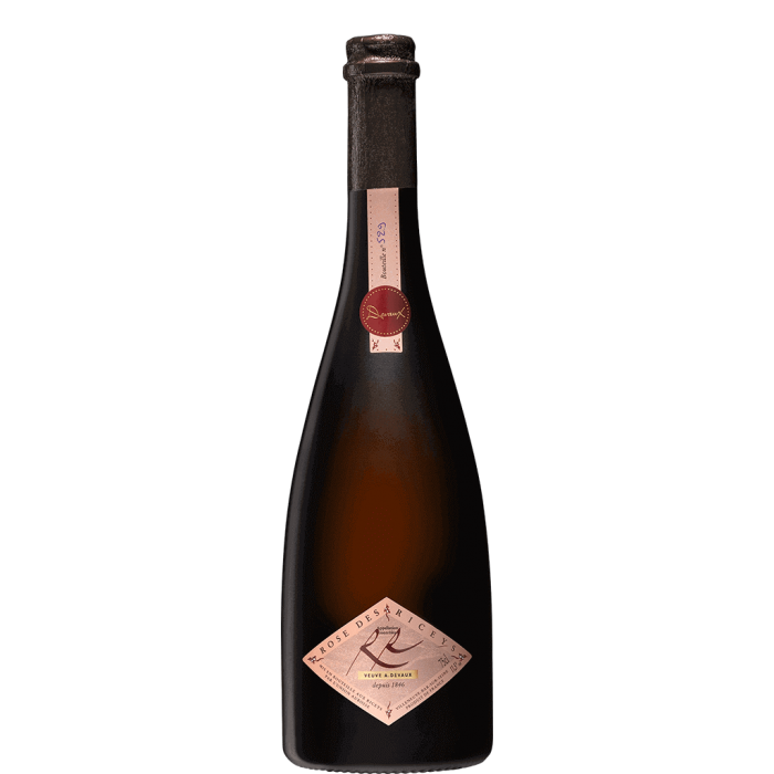 Rosé des Riceys 2012 - Champagne Devaux