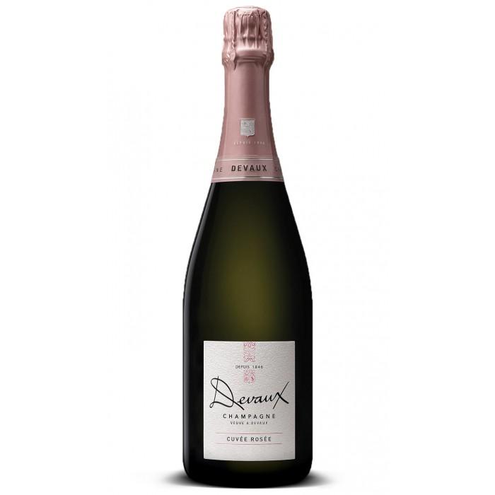 Cuvée Rosée - Champagne Devaux