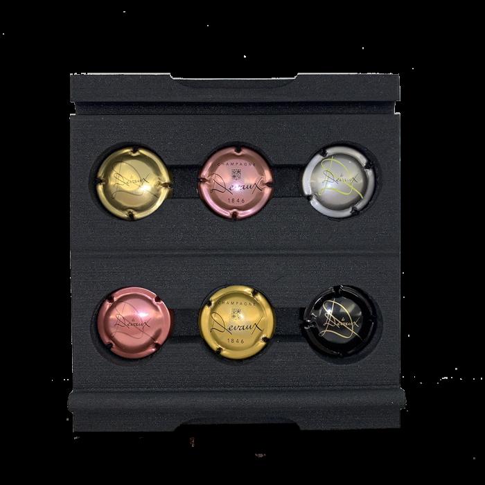 Coffret de capsules - Champagne Devaux