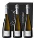 Sténopé 2009 - 3 btles - Champagne Devaux - Michel Chapoutier