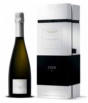 Sténopé 2009 - Btle sous coffret - Champagne Devaux - Michel Chapoutier