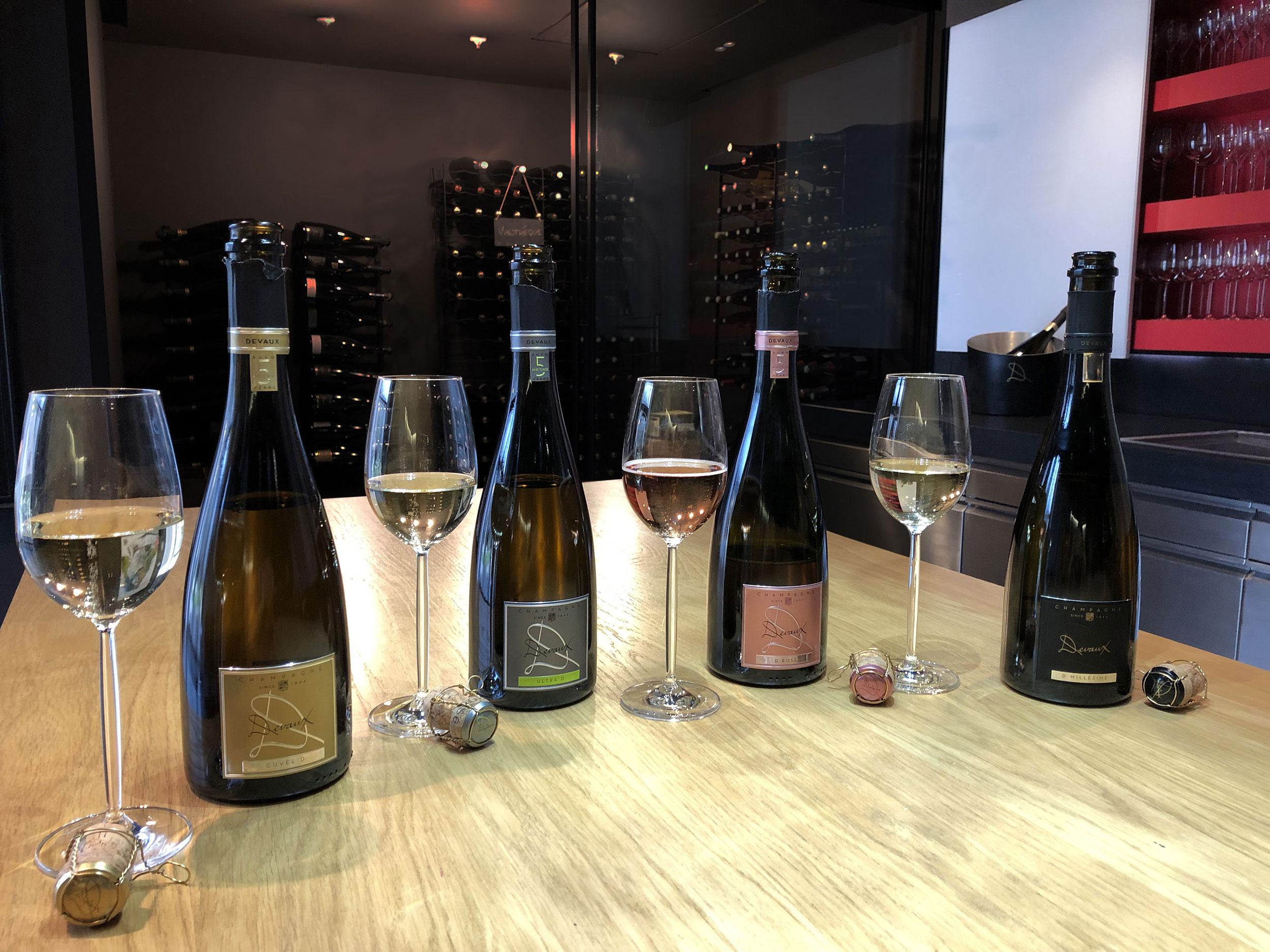 Champagne Devaux Collection D