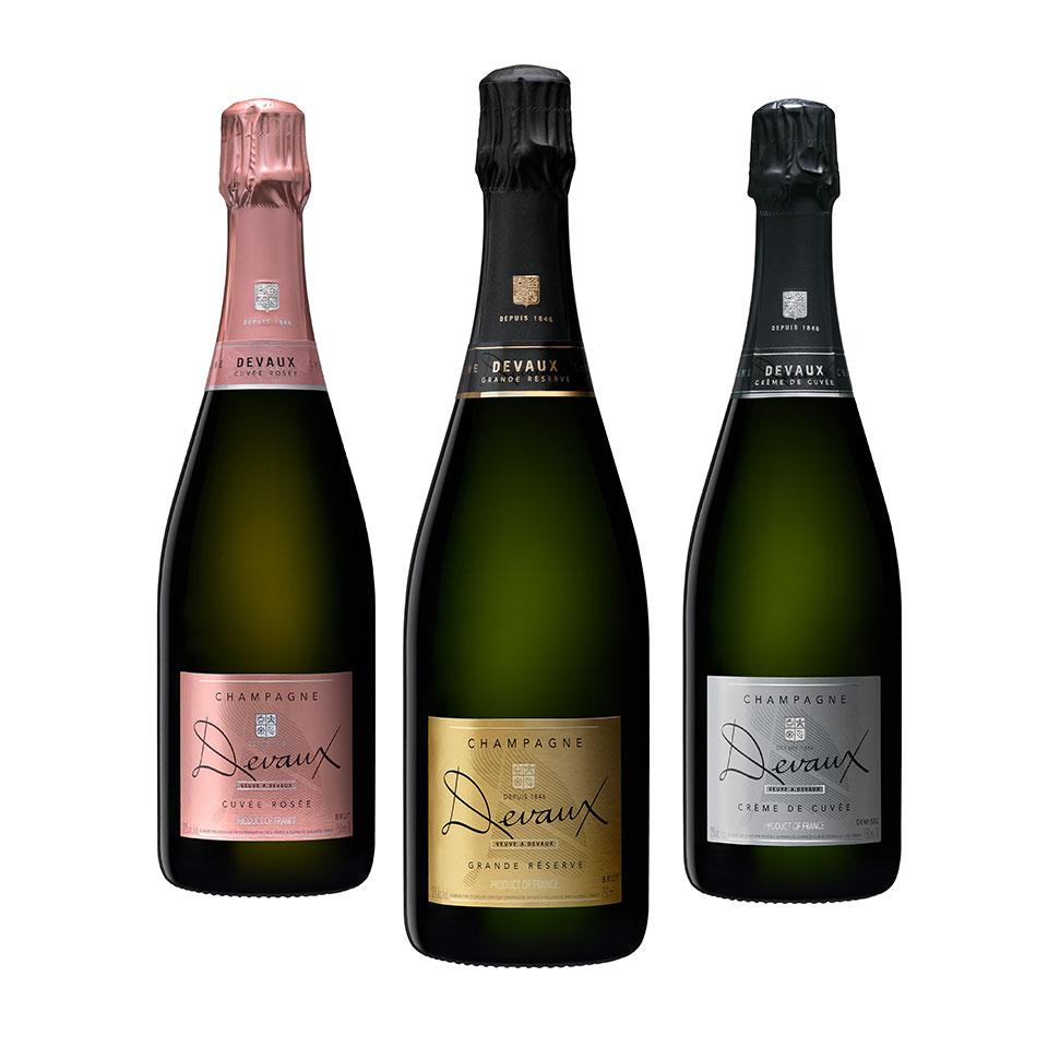 Champagne Devaux Les Classiques