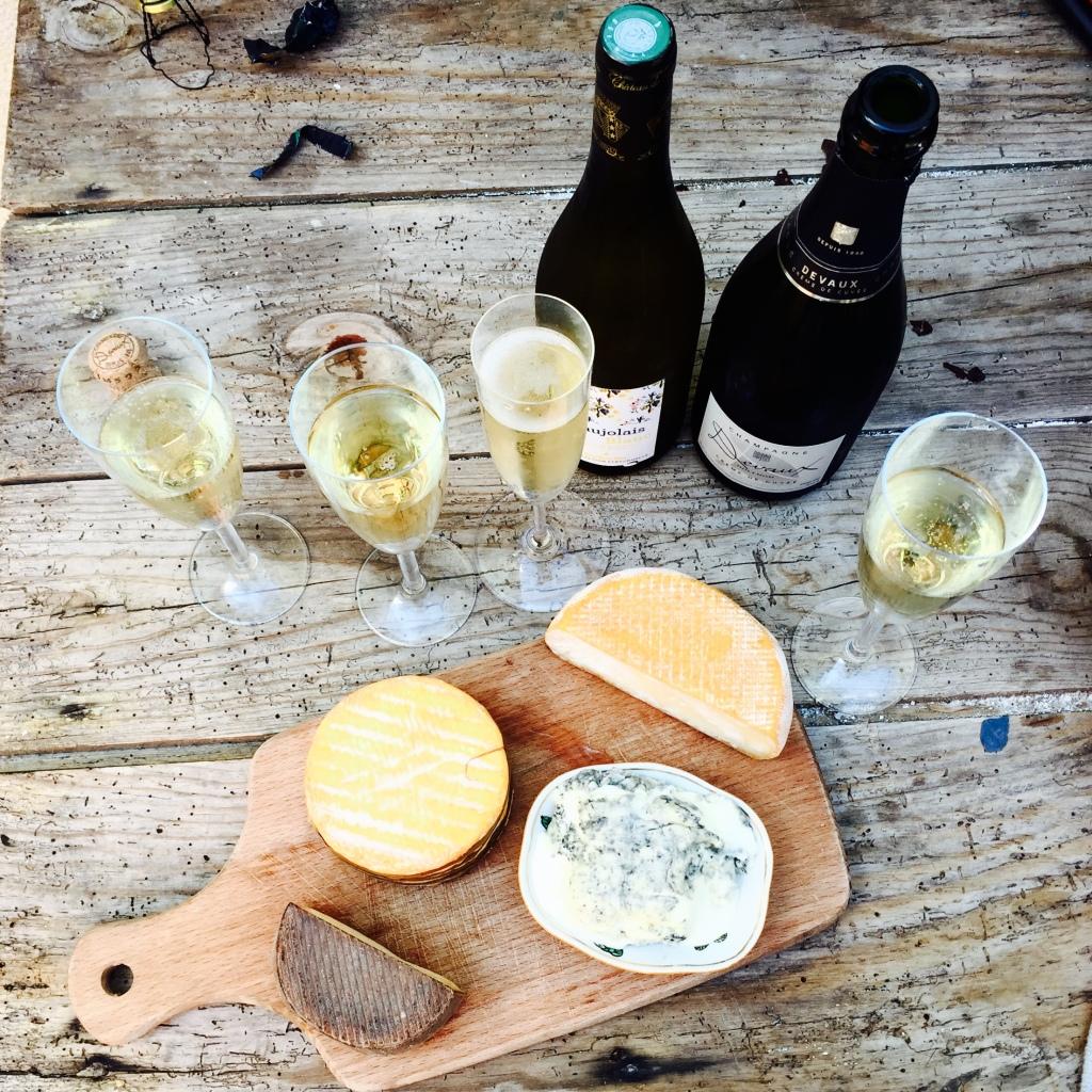 Atelier Influence de la couleur Champagne Devaux