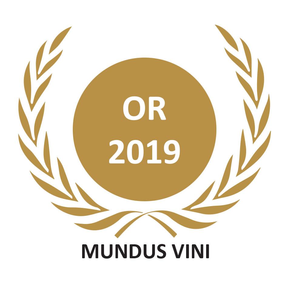 Champagne Devaux - Mundus Vini- Medaille OR